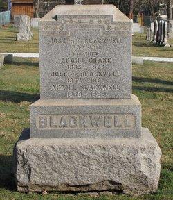 Adah L <i>Drake</i> Blackwell