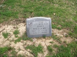 Gloria C.A. <i>Jones</i> Williams