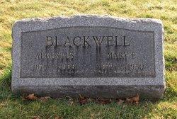 Mary Elizabeth <i>Hart</i> Blackwell