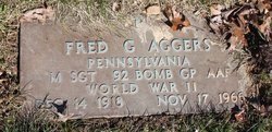 Fred G Aggers