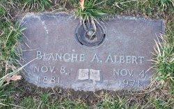 Blanche A Albert