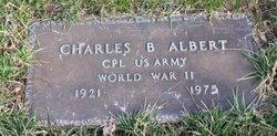 Corp Charles B Albert