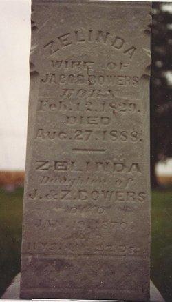Zelinda <i>Fuller</i> Bowers