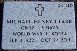 Michael Henry Clark