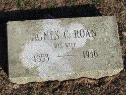 Agnes <i>Clachrie</i> Roan