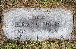 Horace Greely Boyles