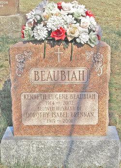 Dorothy Isabel <i>Brennan</i> Beaubiah