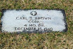 Carl Shurz Brown