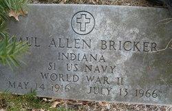 Paul Allen Bricker