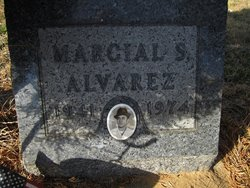 Marcial S Alvarez