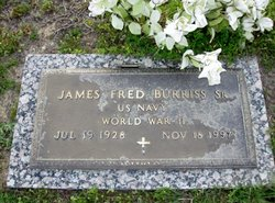 James Fred Burriss, Sr