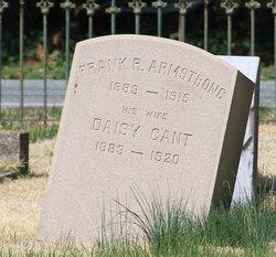 Daisy <i>Gant</i> Armstrong