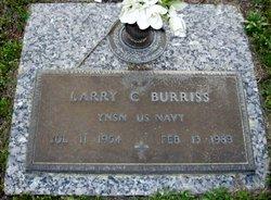 Larry C. Burriss