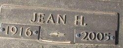 Jean <i>Hacker</i> Allen