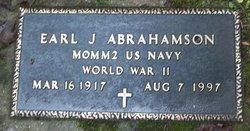Earl J Abrahamson