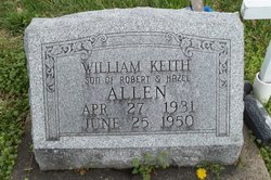 William Keith Allen