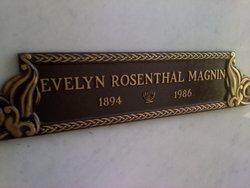Evelyn <i>Rosenthal</i> Magnin