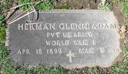 Herman Glenn Adams