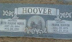 Ruth Eugene <i>Noyes</i> Hoover