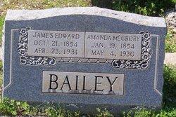 James Edward Bailey