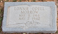 Lonnie Odell Morrow