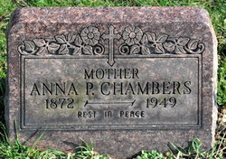 Anna Penelope <i>Riffle</i> (Burkley) Chambers