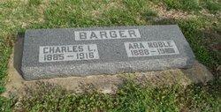 Ara Belle <i>Noble</i> Barger