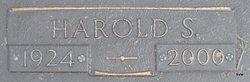 Harold S Auten