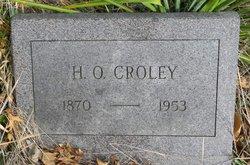 H O Croley