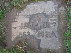 Henriette Hezel <i>Schlegel</i> Aegerter