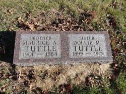 Dorothy May Dollie <i>Tuttle</i> Ballensiefer