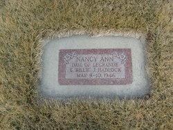 Nancy Ann Hadlock