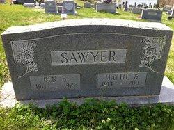 Ben H Sawyer