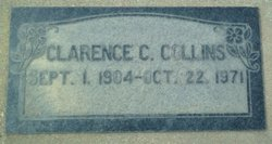 Clarence C Collins