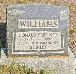 Donald Frederick Williams