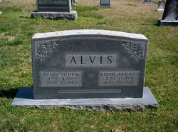 Henry Luther Alvis