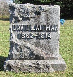 David L Altman
