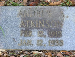 Andrew Alton Atkinson