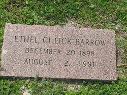 Ethel <i>Gulick</i> Barrow