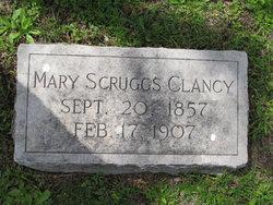 Mary <i>Scruggs</i> Clancy