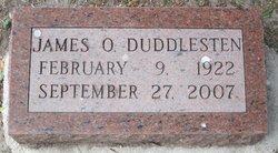 James O. Duddlesten