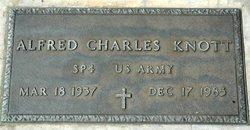Alfred Knott, Charles