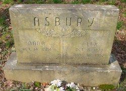 Alexander Lewis Asbury