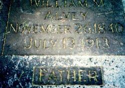 William Madison Bill Alvey