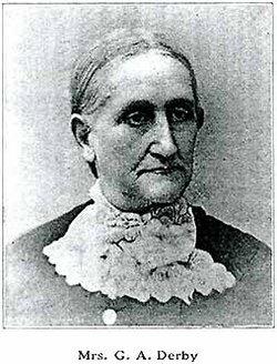 Merinda Harriet <i>Brown</i> Derby