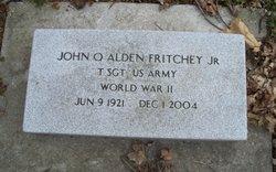 John Quincy Alden Fritchey, Jr