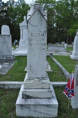 Eliza <i>Olive</i> Barlow