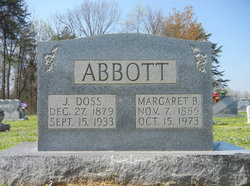 Margaret Ann <i>Boles</i> Abbott