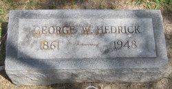 George Washington Hedrick