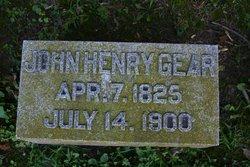 John Henry Gear